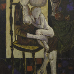 1956 Maternidad 160 x 130