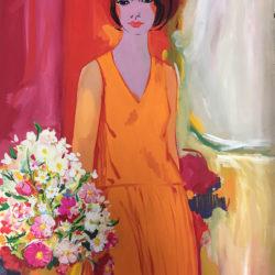 1960 dibujo